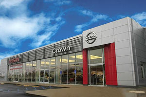 Crown Nissan