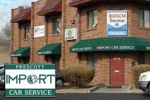 Prescott Import Car Service