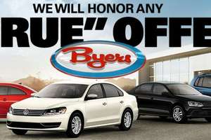 Byers Volkswagen by the Airport