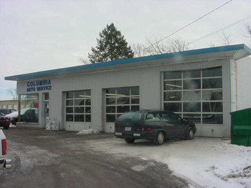 Columbia Auto & Tire Service - Shop in 2004
