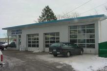 Columbia Auto & Tire Service - Shop in 2004
