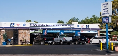 Tony's Service Center - THE FACILITY/RENOVATED 2001/2005/2010