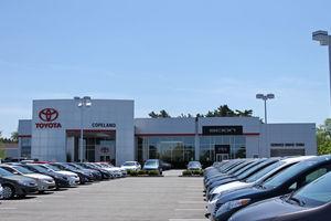 Copeland Toyota Scion