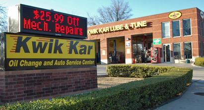 Kwik Kar Auto Repair