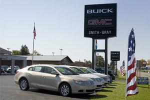 Smith-Gray Buick GMC