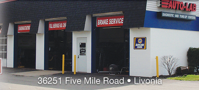 Auto-Lab 5 Mile Rd Complete Car Care Center