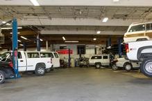 Greg's Garage - 14,000 Sq, Ft. of auto repair and maintenance.