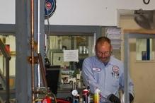 Greg's Garage - Tim K., Service Manager, He has excellent diagnostic skills.