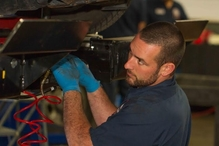 Greg's Garage - Josh B., Loves working on cars and is a great mechanic.