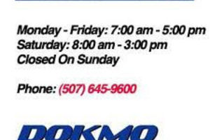 Dokmo Ford Chrysler of Northfield