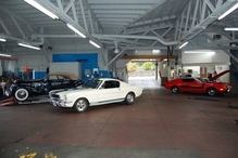 Orinda Motors - Classic car language spoken at Orinda Motors.