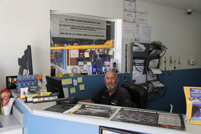 Automotive Specialists - Maintenance & More - Meet Robert, Owner and advanced technician.