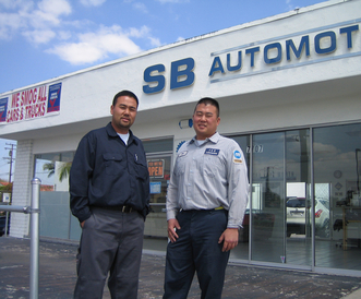 SB Automotive - Owners