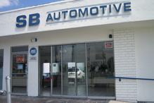 SB Automotive - Store Front