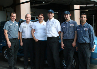 Leo & Son Garage Inc - Trained and Dedicated Staff to serve your every automotive need