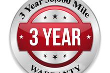 Leo & Son Garage Inc - Standard 3 year 36,000 mile warranty