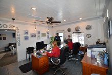 Leo & Son Garage Inc - Remodeled office / reception area to serve you better