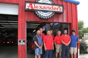 Alexanders Imported Auto Repair