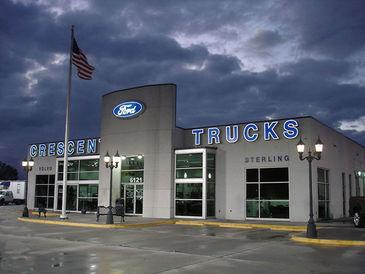 Crescent Ford Trucks