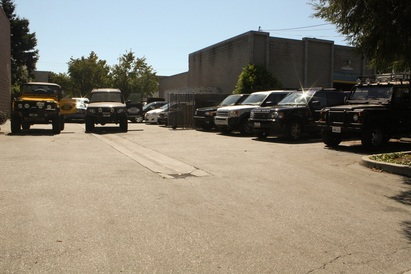 Cerrone's European - We have plenty of parking for the vehicle we service.