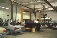 Davis Auto Care - Davis Auto Care Shop Area.