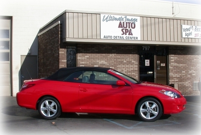 Davis Auto Care - Brilliant Results at our Detailing Shop - Ultimate Image Auto Spa.