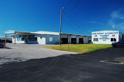 Pine Forest Automotive Center
