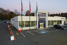 Barrier Volvo Service & Tire Center - When you drop off your vehicle, just pull up on the north side of the building and we will greet you with a smile.
