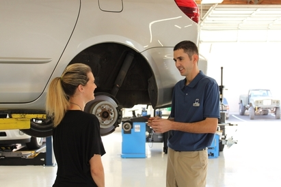 Carlife Professional Auto Service-Gilbert - We always prefer to show you what your car needs rather than simply tell you. You are welcome to visit our bays with our incredible technicians