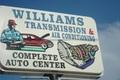 Williams Transmission & Air Conditioner