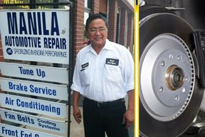 Manila Auto Repair & Services