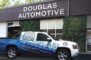 Douglas Automotive Barrington
