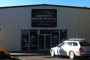 Motoring Specialists
