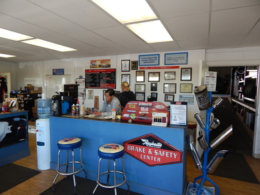 Catfish Engineering Certified Auto Repair, LLC - CLEAN SPACIOUS SHOWROOM