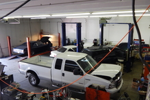 Catfish Engineering Certified Auto Repair, LLC - EXPERIENCED TECHNICIANS AT WORK