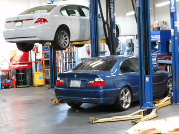 MSI Automotive - We have factory train technician's to deal with all of your BMW, VW & AUDI needs