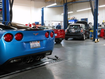 MSI Automotive - we service and repair all kinds of high performance cars