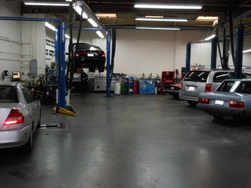 MSI Automotive - our indoor facility is one of the   few shop that car store your vehicle