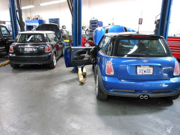 MSI Automotive - we have factory trained technicians to deal with all mini cooper problems and service needs