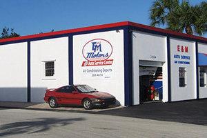 E&M Motors Auto Service