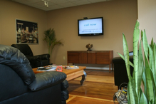 RPM Auto Specialists - Comfortable waiting room. Free snacks, Free WiFi