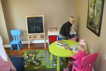 RPM Auto Specialists - Family friendly children's waiting room
