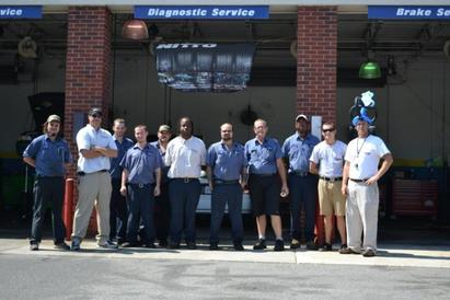 Dellinger's Tire & Auto - Our Dellinger's team is here to provide quality work at a fair price.