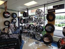 Dellinger's Tire & Auto - Come visit our showroom!  We sell all brands of tires and wheels.