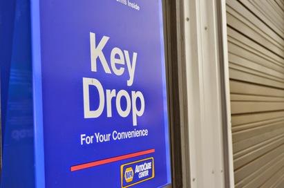 Larrondo's Auto Center - Drop-off your vehicle 24/7 with our convenient Key Drop Box!