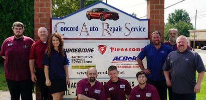 Concord Auto Repair Service