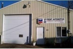 Up Front Automotive Service