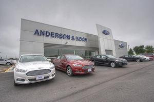 Anderson & Koch Ford Inc