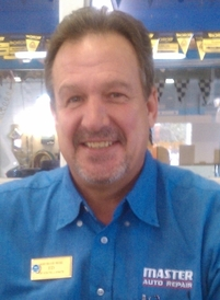 Master Auto Repair - Ed Starns, General Manager since 2005.