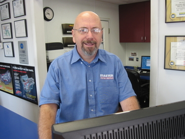 Master Auto Repair - Scott Ramsey, Service Manager